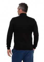 Breakaway Black Winterlock Mock Skivvy