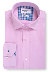 Career Textured Business Shirt