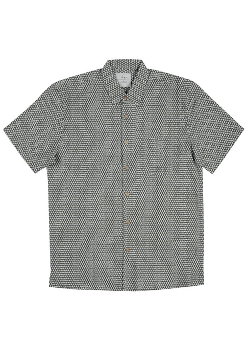 Grey Balls Bamboo Shirt