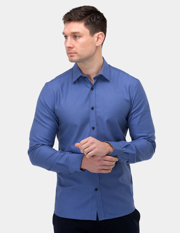 Luxe Textured Shirt