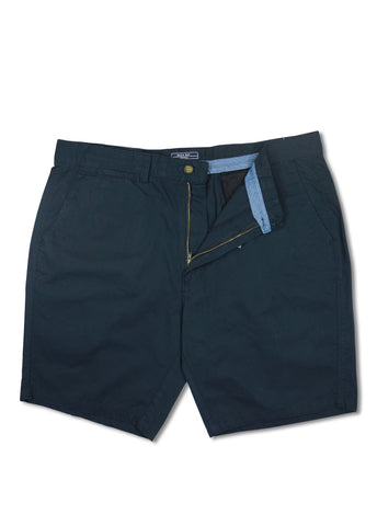 Back Bay Navy Bedford Shorts