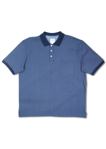 Back Bay Navy Tidmarsh Polo