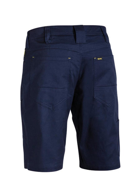 Bisley Navy X Airflow Ripstop Vented Work Short