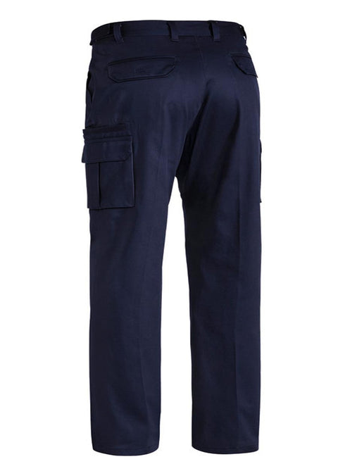 Bisley Navy Original 8 Pocket Cargo Pant