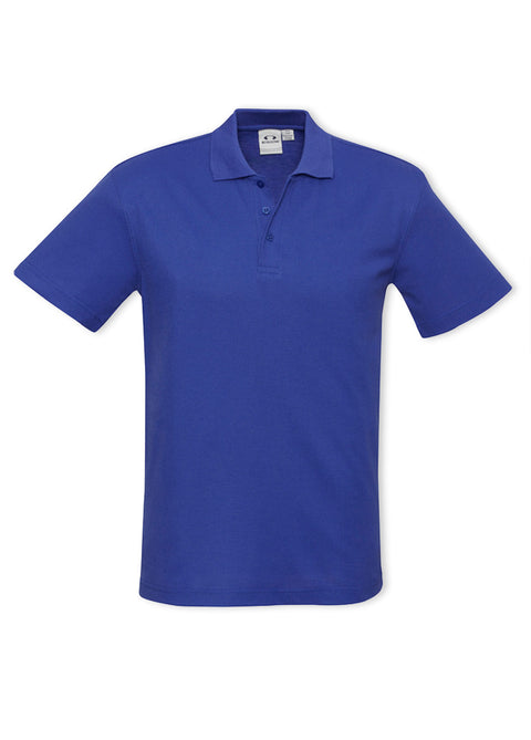Biz Collection P400MS Pique Polo