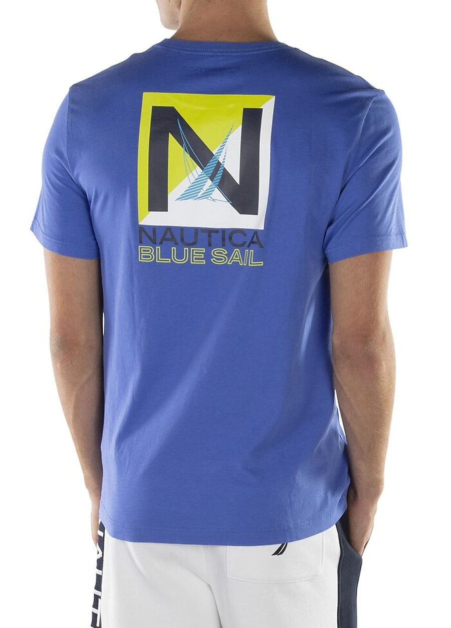 Bluesail Box Gaphic Tee