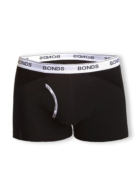 Bonds Black Guyfront Trunk