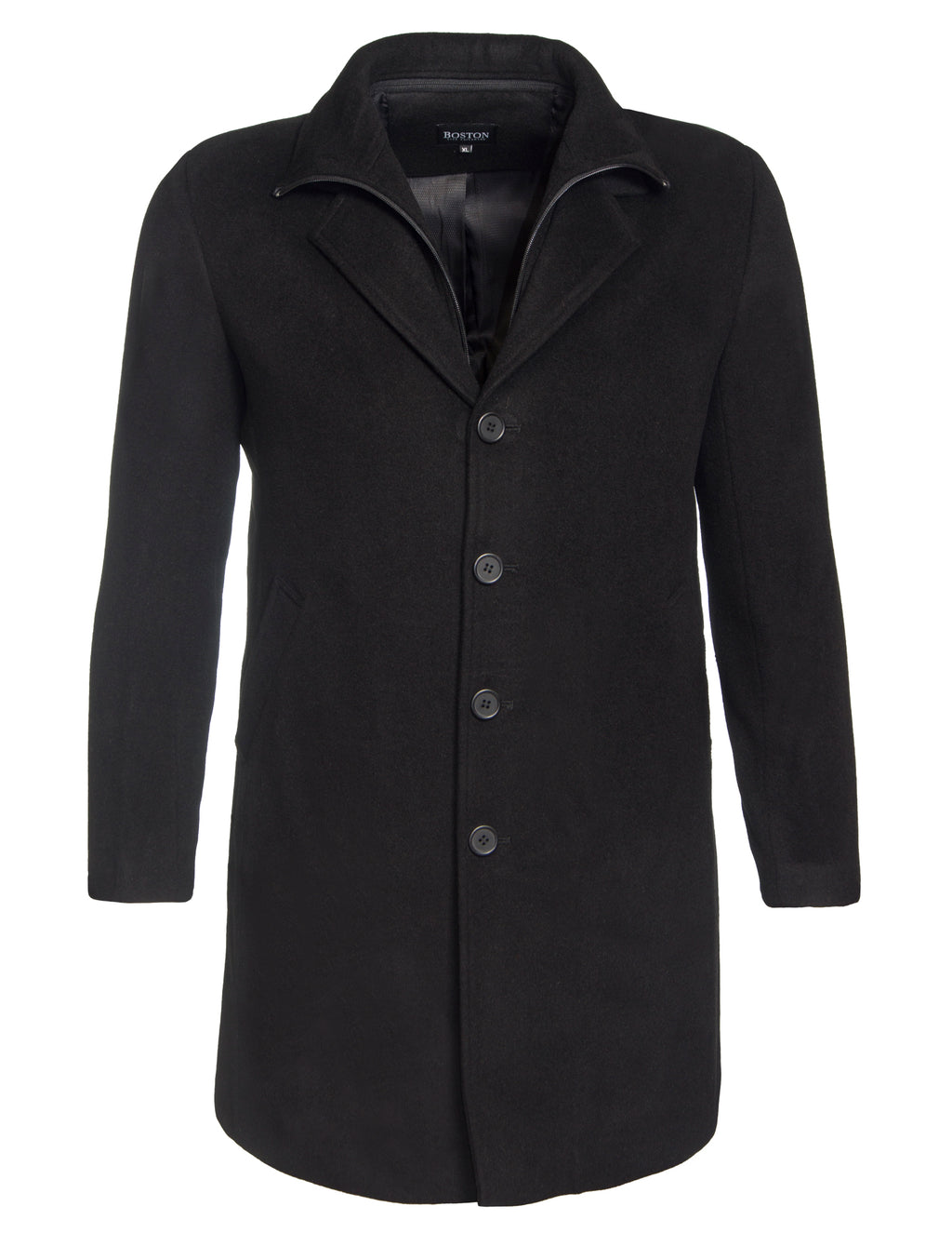 Profile Overcoat