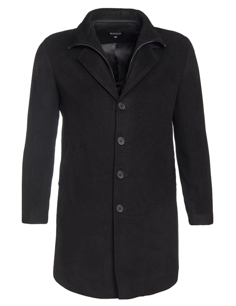 Boston Black W18NWP Profile Coat
