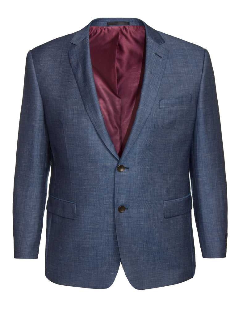 Boston Blue B328 Super Fine Wool Sports Coat