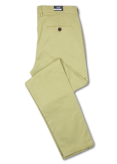 David Smith Military Memphis Chino