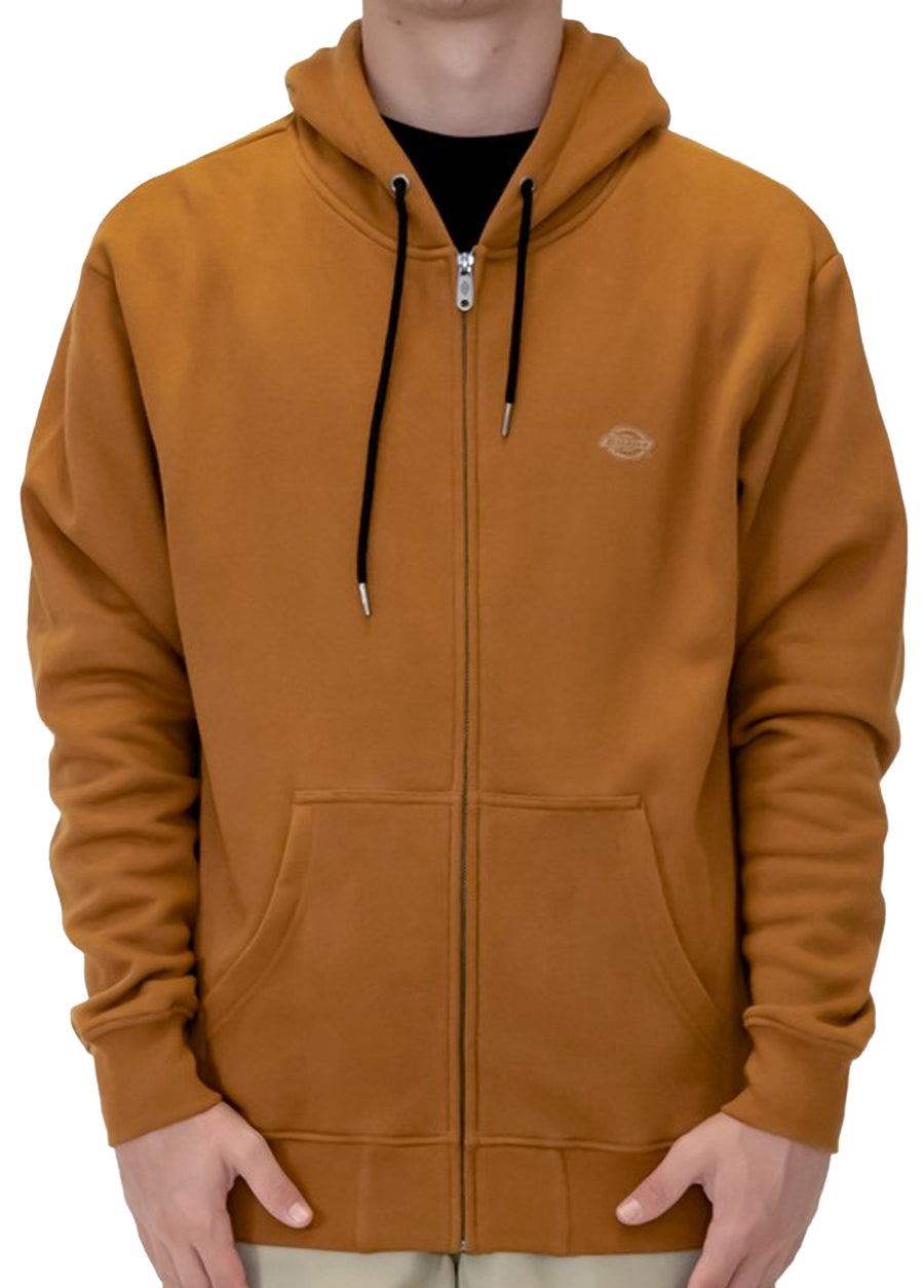Yale Zip Through Hoody
