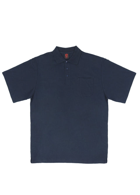 Ellusion Cotton Knit Polo