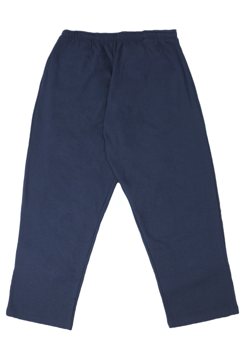 Poly/Cotton Fleecy Pants