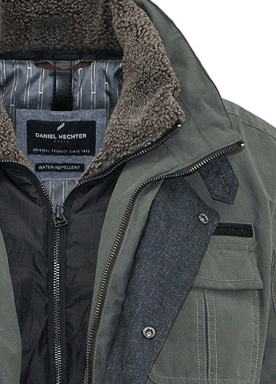 Everest Jacket - W20B89
