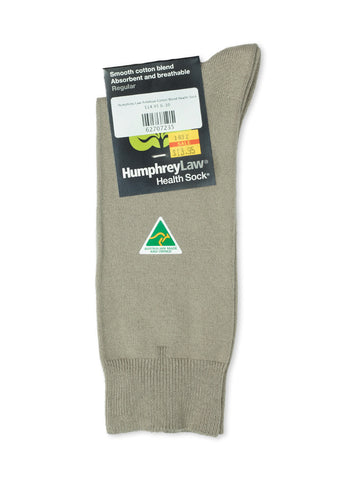 Humphrey Law Antelope Cotton Blend Health Sock
