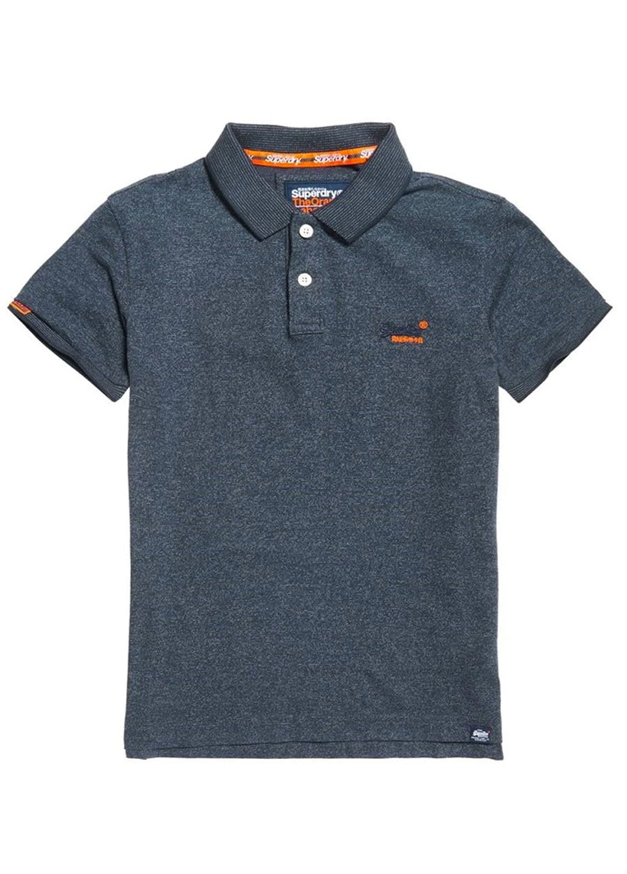 Orange Label Jersey Polo Shirt