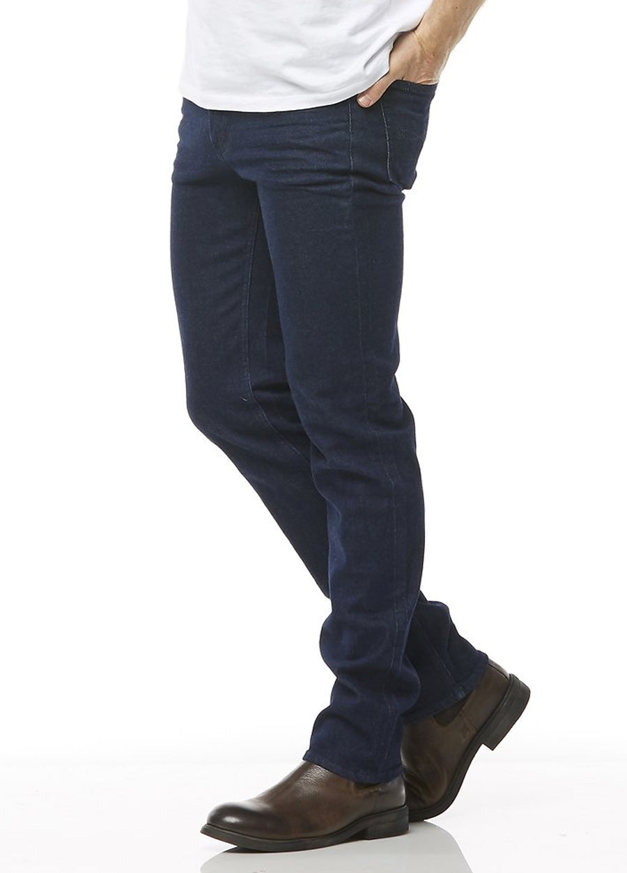 Straight Slim Stretch Jean