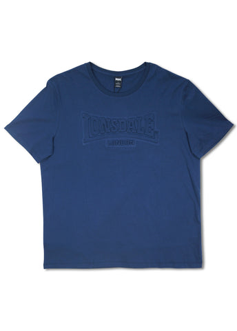 Lonsdale Navy Benelong Tee