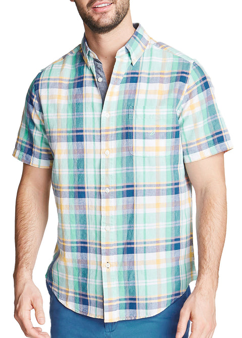 Plaid Poolside Shirt