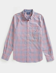 Plaid Poplin Shirt