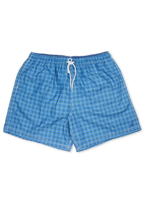 Nautica Blue Charm Swim Trunk