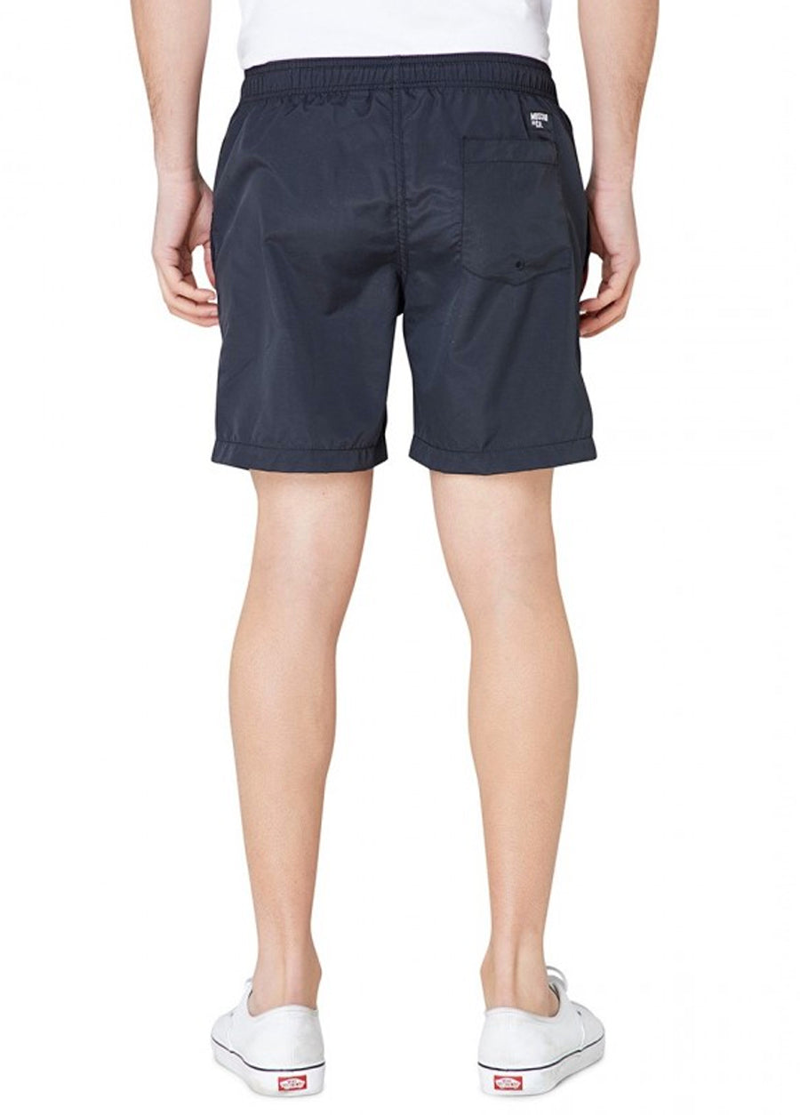 Mossimo Black 0M8106 Orchid Pool Short