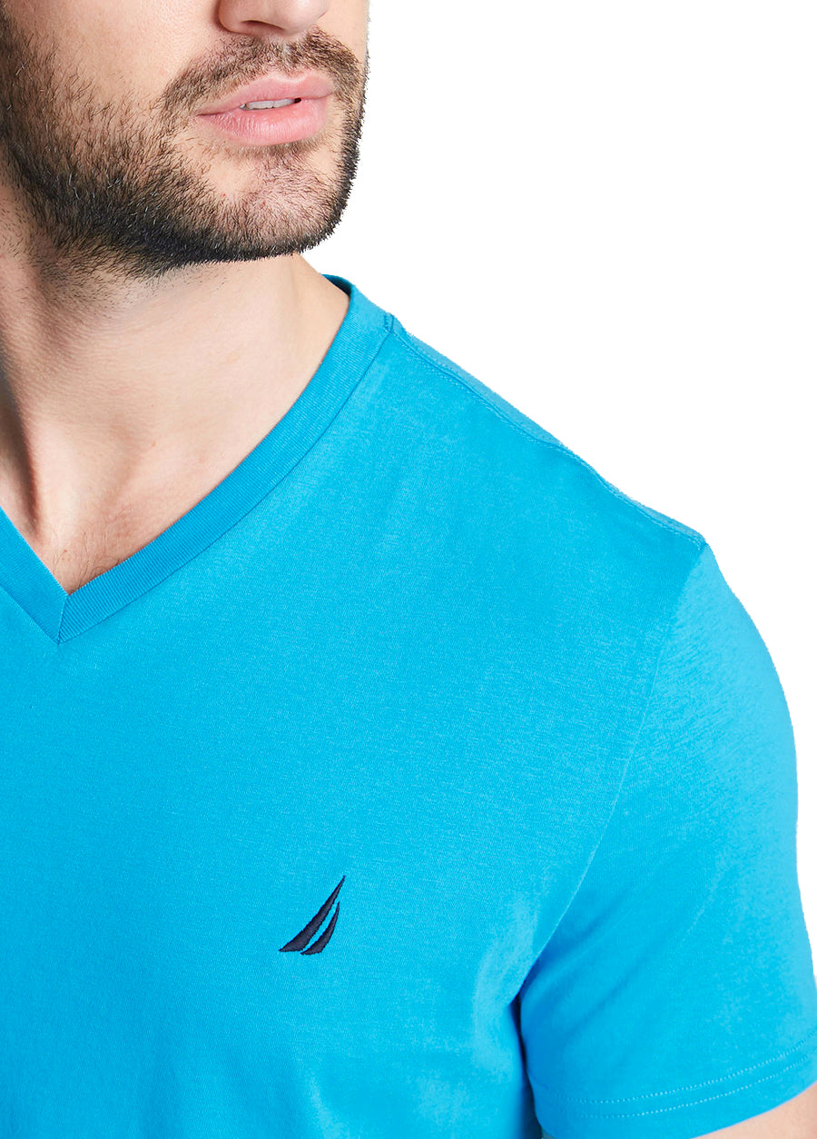 V-Neck Solid Tee