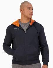 Zip Thru Fleece Hoody