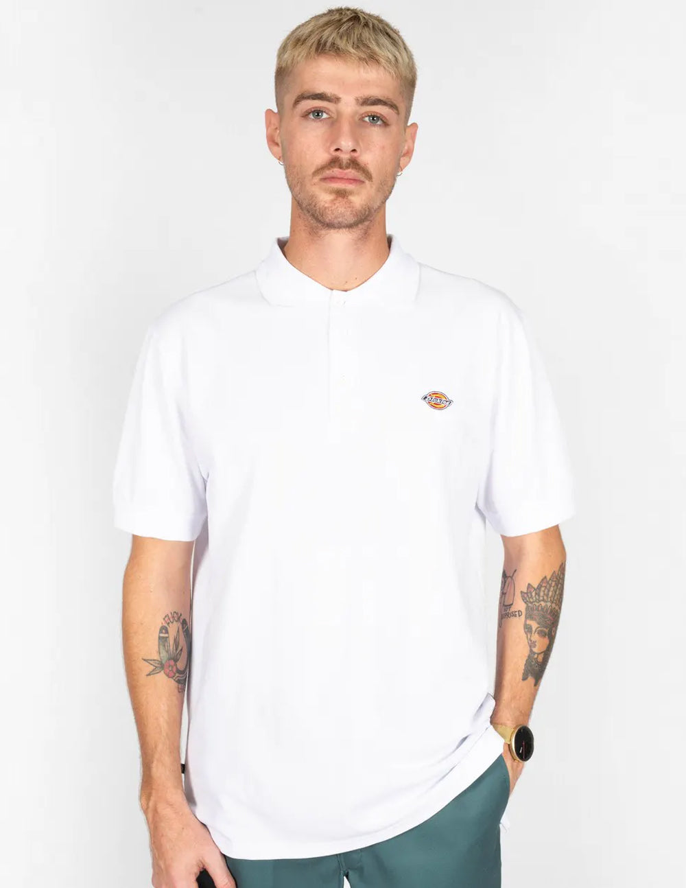 H.S Rockwood Classic Fit Polo