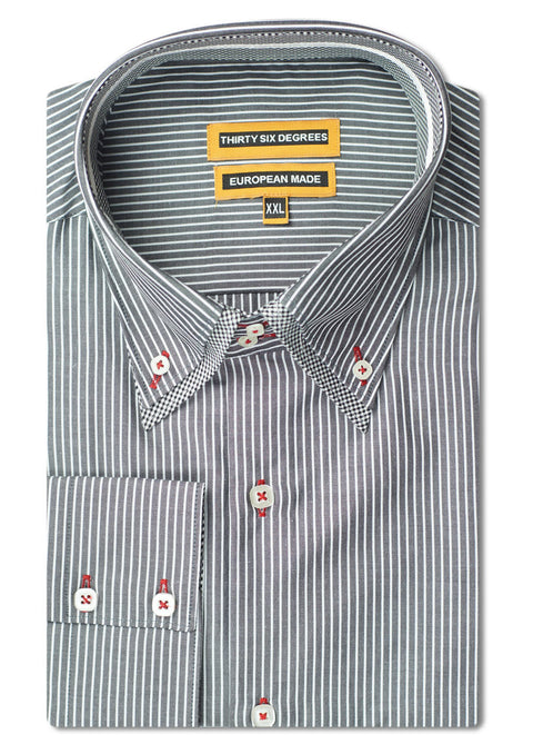Thirty Six Degrees Slate Wellclose Shirt
