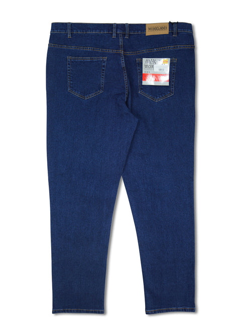 Workland Stonewash Red Label Stretch Jeans