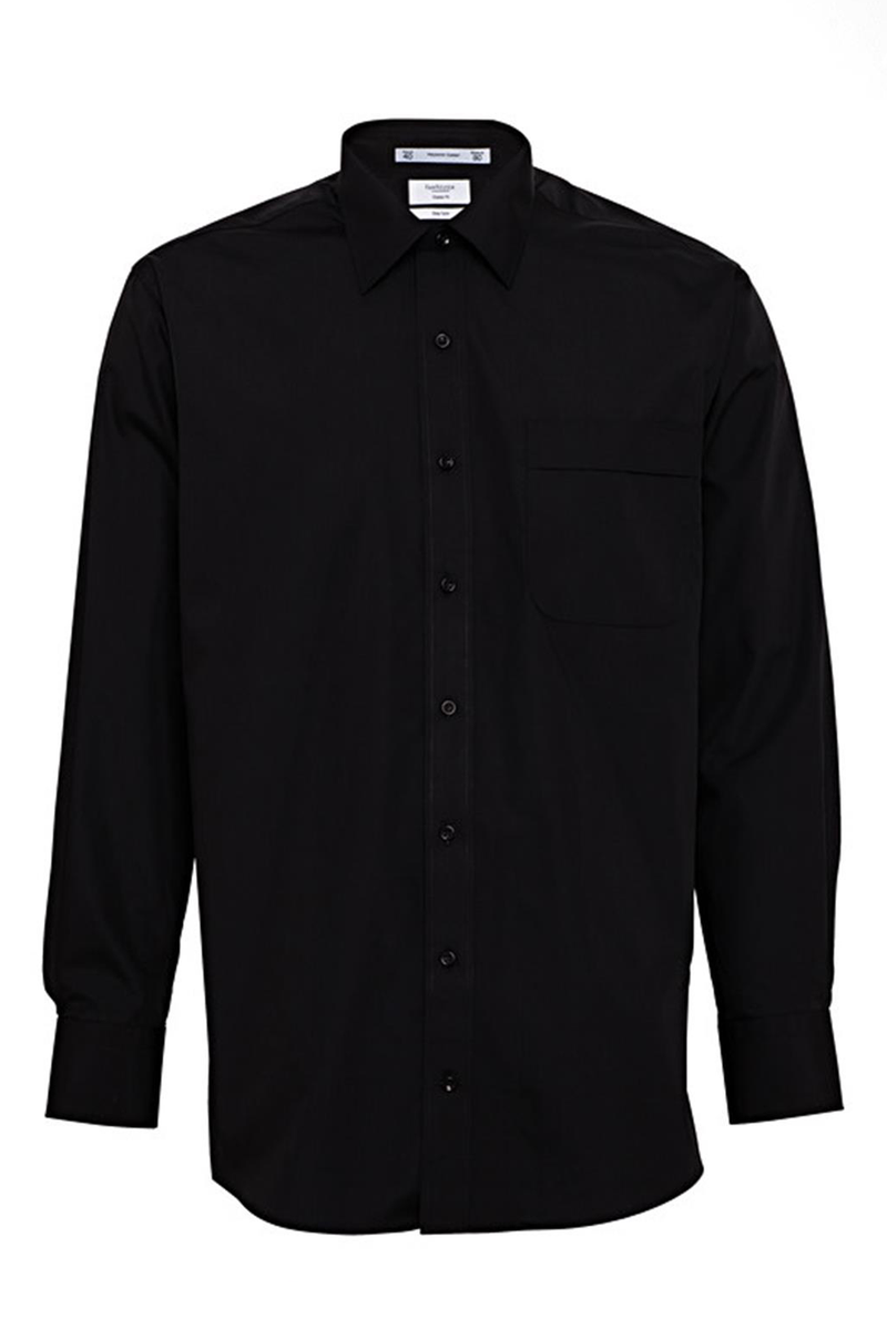 Solid Dyed Poplin Shirt