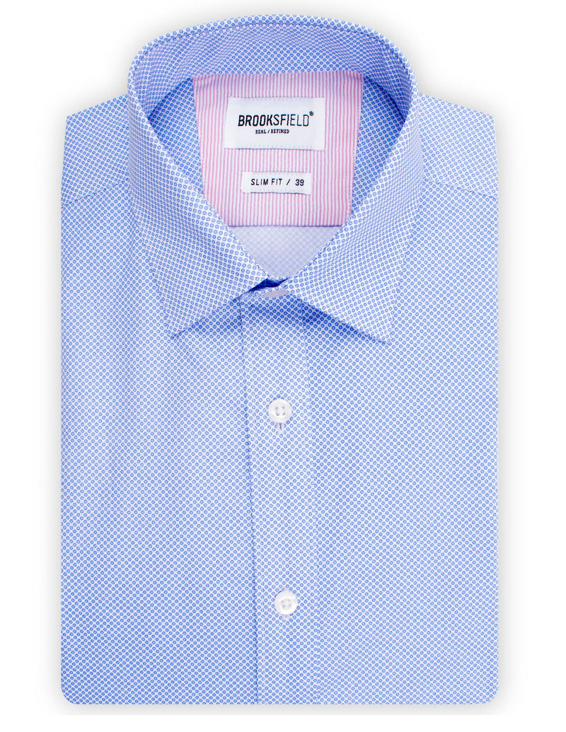 Career Printed Business Shirt