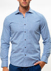 Career Multi Check Shirt