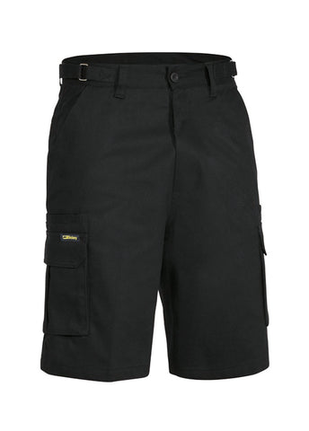 Bisley Black Original 8 Pocket Cargo Short