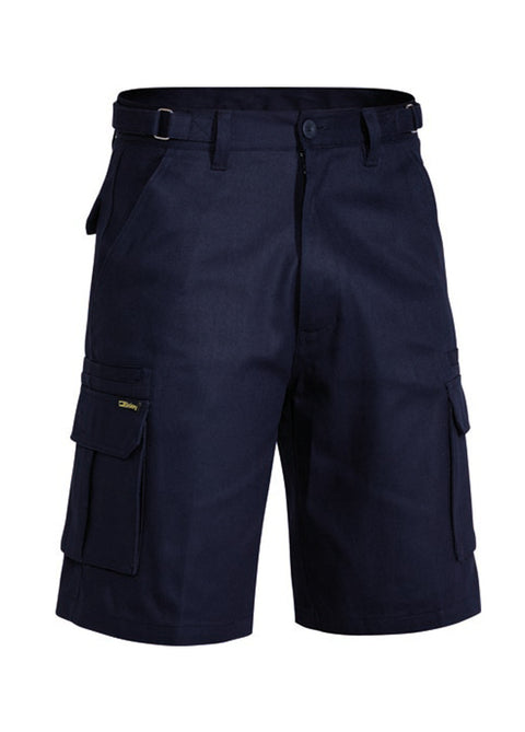 Bisley Navy Original 8 Pocket Cargo Short