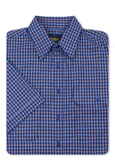 Bisley Royal BS2789 Medium Check S/S Shirt