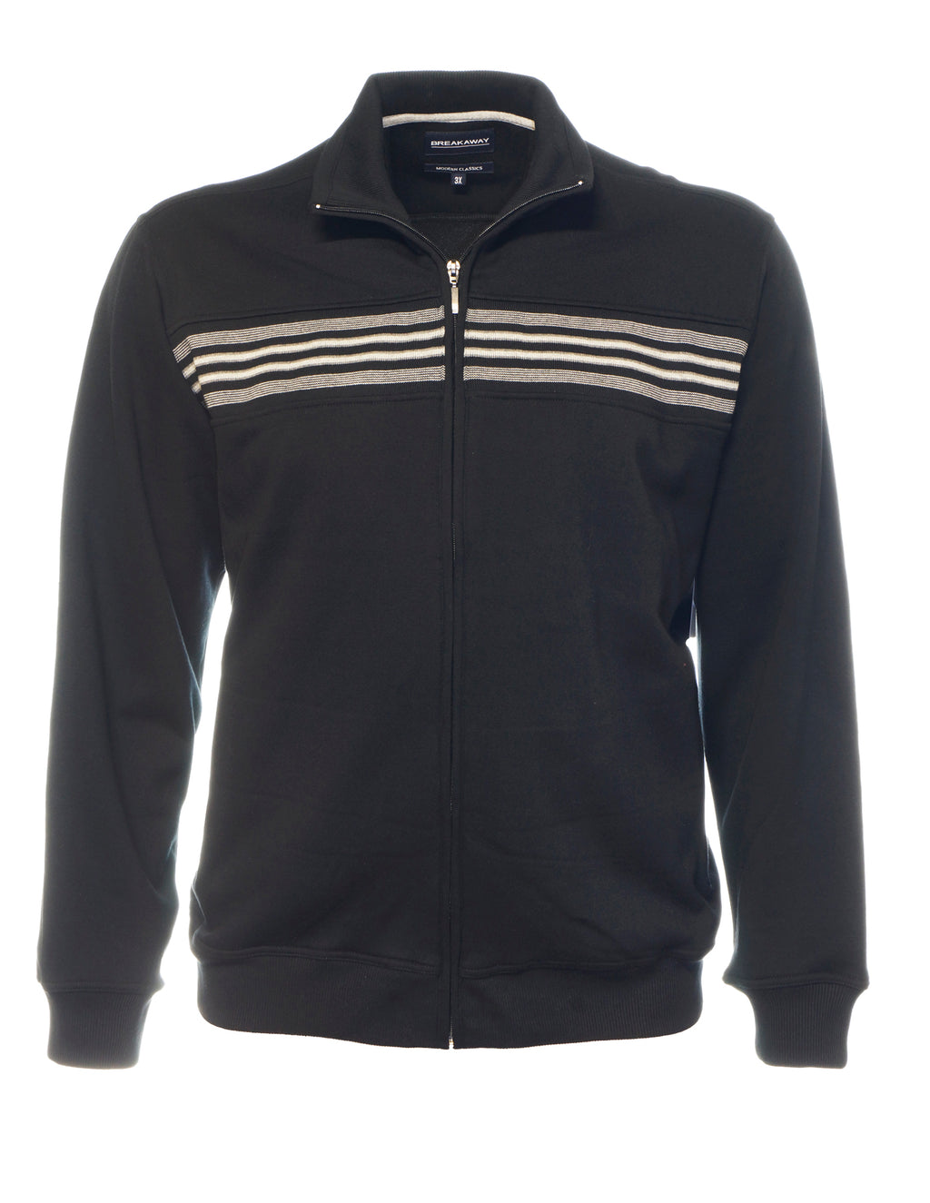 Breakaway Black BA61444 Mt. Fleece Jacket
