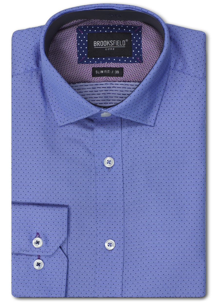 Printed Business Shirt