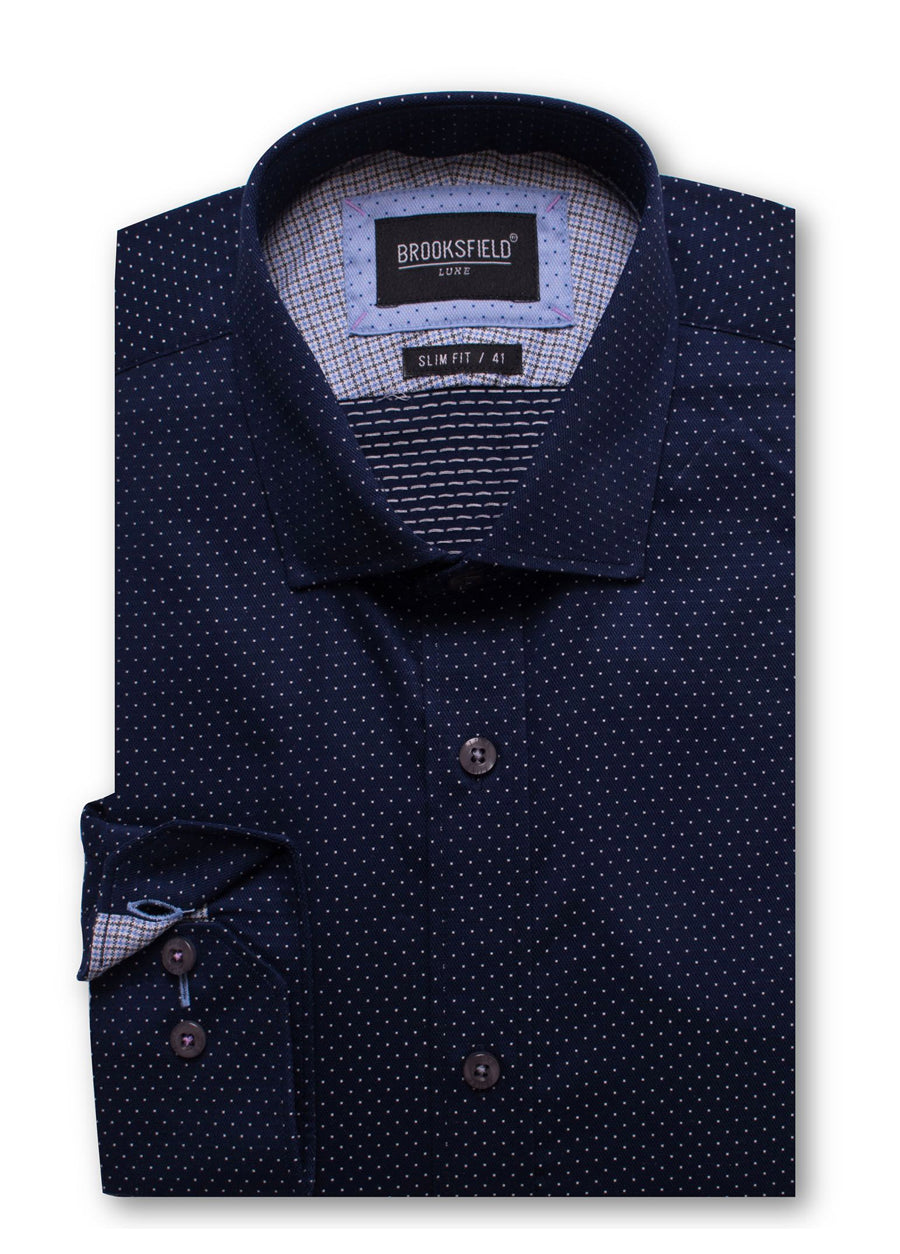 Luxe Dobby Business Shirt