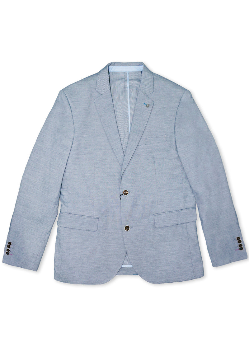 Brooksfield BFU738 Blue Sports Coat