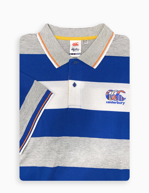 CCC Uglies Stripe Polo