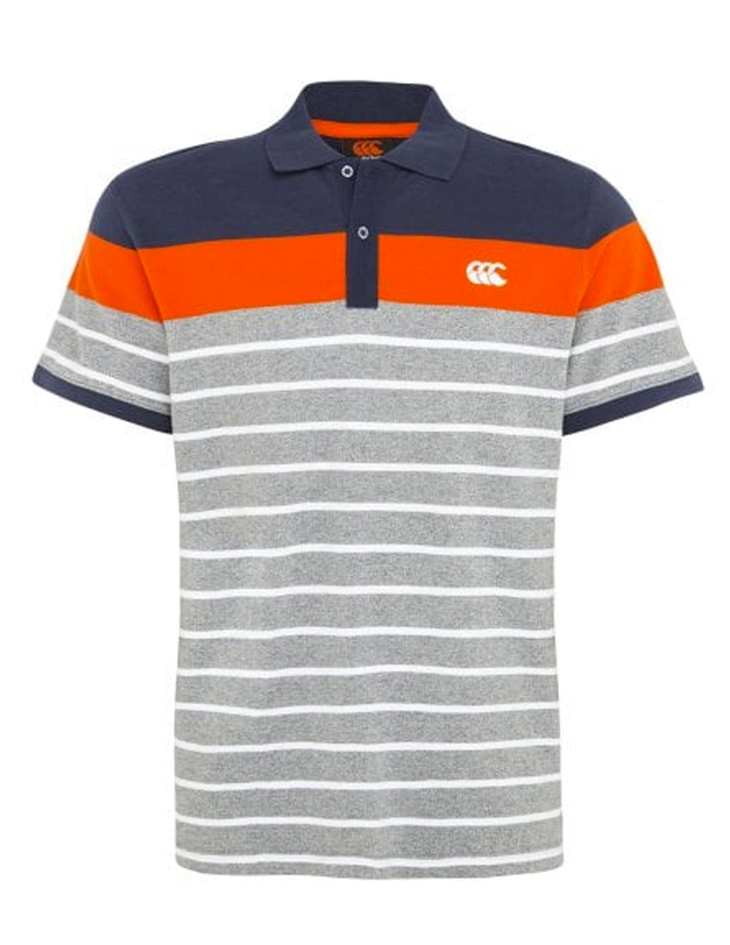 Engineer Stripe Polo