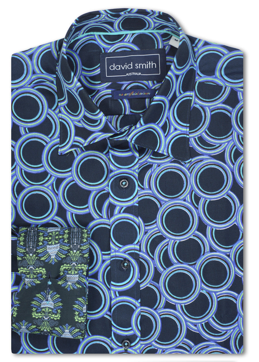 David Smith Cerchi Shirt