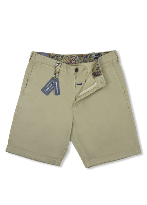 David Smith Khaki Kirra Short
