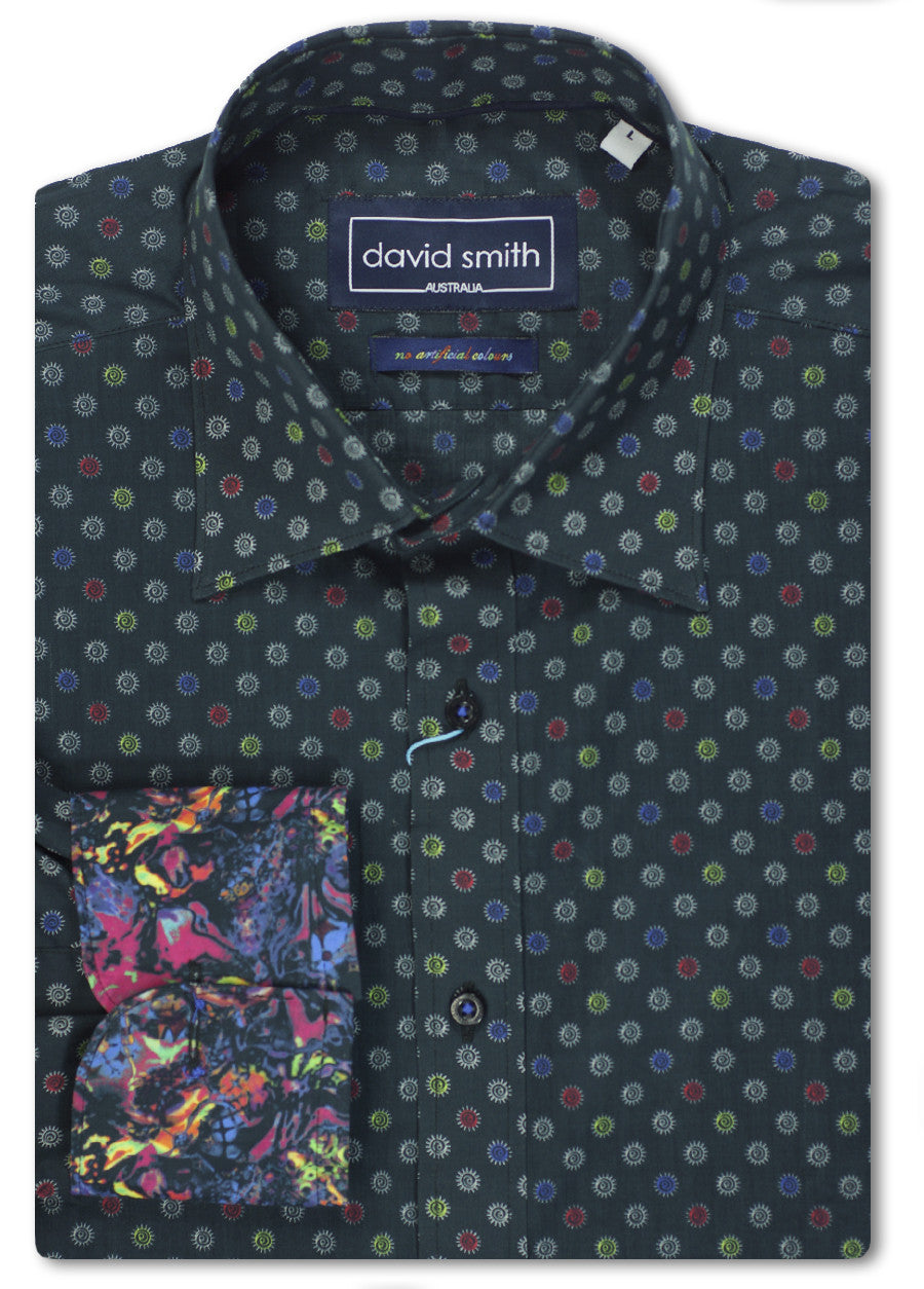 David Smith Sole Shirt