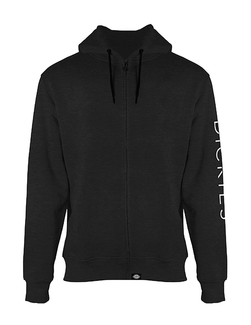 Dickies Black K1180502X Soho Zip Thru Hoodie
