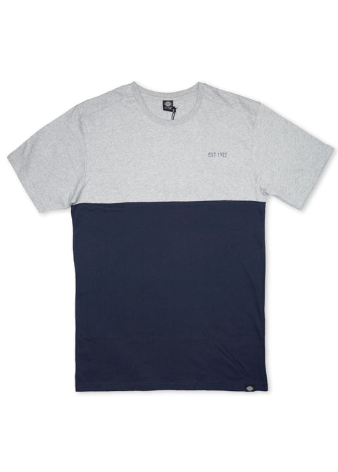Dickies Navy/Grey K3170129X Soho Splice Core Fit Tee