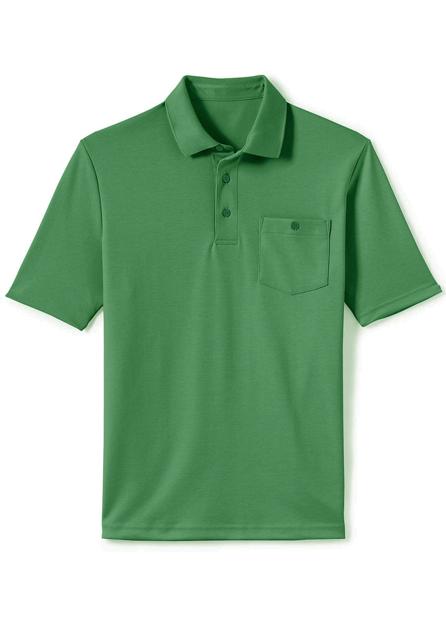 Big Men's 100% Cotton Polo